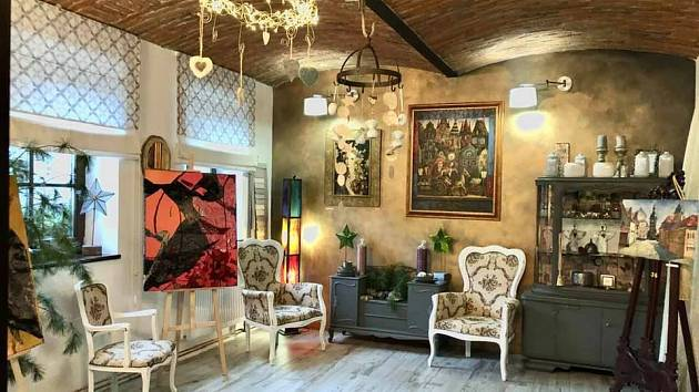 Dnes začíná výstava Umění v interiéru