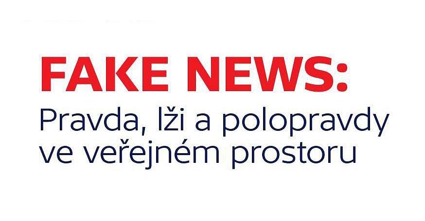 Fake News: Přednášková akce ČT