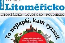 Nejnovější vydání Týdeníku Litoměřicko