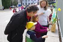 ČESKO-SASKÝ DEN ZEMĚ uspořádali v domě dětí a mládeže.