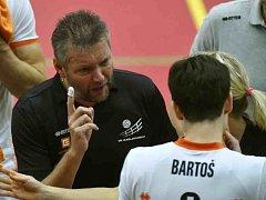 PETR BROM, nový trenér SKV Ústí nad Labem, bude mít kádr už brzy včetně všech cizinců.