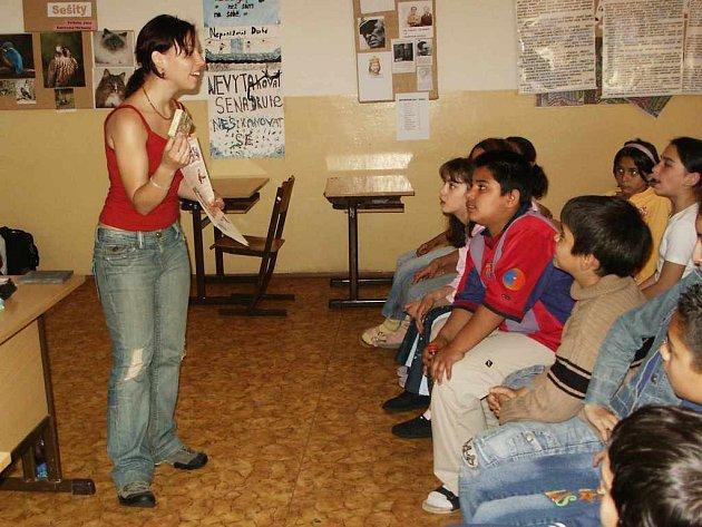 Studenti přednášeli v Předlicích