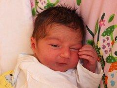 Sofie Urbánszka se narodila v ústecké porodnici 15.6. (12.50) Nikol Balogové. Měřila 49 cm, vážila 3,42 kg.