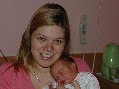 Milada Daníčková,  porodila v ústecké porodnici dne 16. 12. 2011 (13.16) dceru Anetu (48 cm, 3,18 kg).