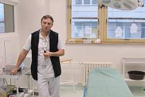 V Masarykově nemocnici otevřeli lůžkové oddělení ústní, čelistní a obličejové chirurgie.