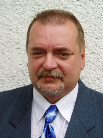 PETR FIŠER, 53let, vedoucí kulturních zařízení města, Krupka.