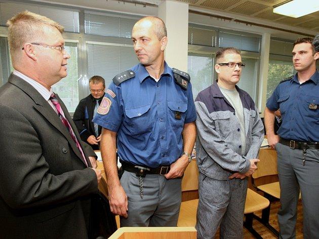 Pavel Markvart (vlevo) a Petr Kušnierz.