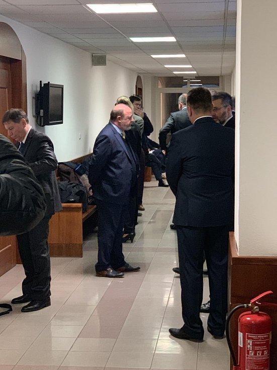 U Vrchního soudu v Olomouci začalo v pondělí 26. listopadu podruhé projednávání odvolání soudce Berky