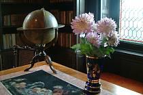 Zámek v květech: Jiřinková slavnost