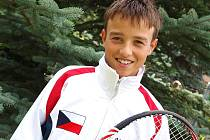 Jakub Patyk na turnaji ve dvouhře neprohrál, na postup to však nestačilo.