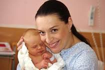 Beáta Mikešová, se narodila v ústecké porodnici dne 20. 4. 2013 (19.15) mamince Denise Vaňkové, měřila 52 cm, vážila 3,83 kg.