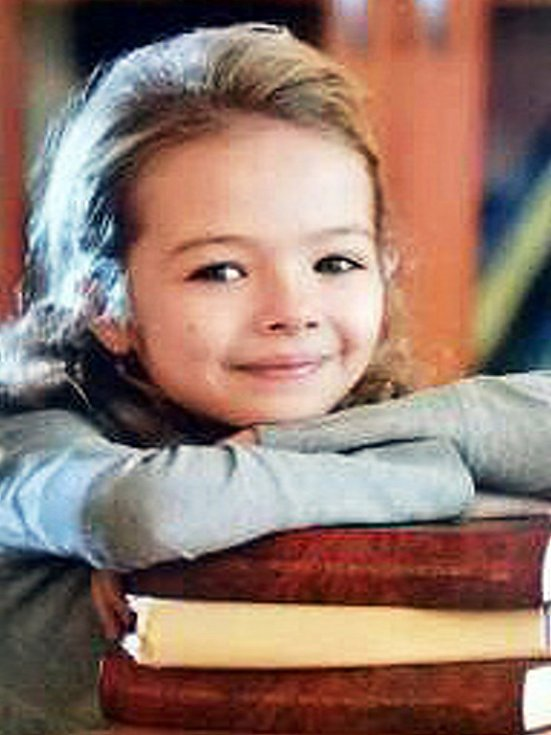 31. ANETKA KOMOROUSOVÁ, 9 let, Teplice.
