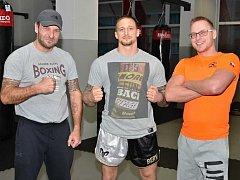 Mladí boxeři dostanou šanci v novém klubu bojových sportů.