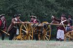 Bitva u Chlumce proběhla opět po 205 letech.
