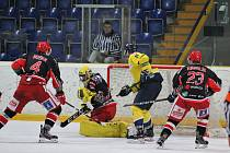 HC Slovan Ústí vs. HC Jestřábi Prostějov, Chance liga 2019/2020