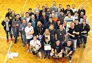 Vítězem 4. ročníku charitativního Lokomotif Cup se stal Tým Lukáše Konečného. Na dobročinné účely vybrali účastníci 44 tisíc Kč a 394 plyšáků.