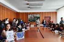 Žáci z fakultní základní školy strávili pět dnů na Slovensku