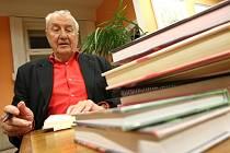 Spisovatel Vladimír Páral.