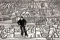Umělec Miroslav Houra by oslavil 82. narozeniny.