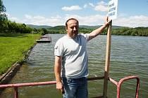 Habrovický rybník otevřel vandalům!