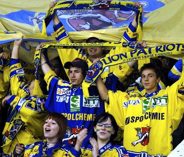 Fanoušci Ústeckých Lvů mají důvod k radosti. Jejich tým vyhrál pětkrát v řadě a s největší pravděpodobností ovládne základní část prvoligové soutěže.