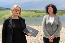 Vyhlášení soutěže na budoucí podobu jezera Milada