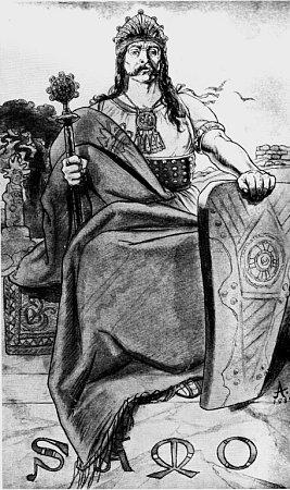 Kníže Sámo.