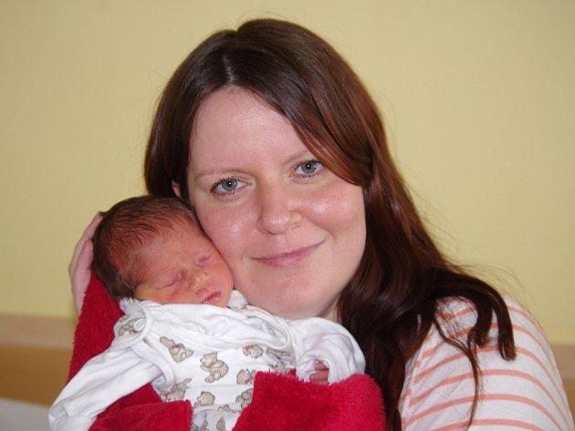 Aneta Blažejová, se narodila v ústecké porodnici dne 27. 4. 2013 (20.55) mamince Martině Blažejové, měřila 47 cm, vážila 2,25 kg.