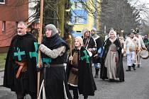 V Chlumci si připomněli bitvu z roku 1126