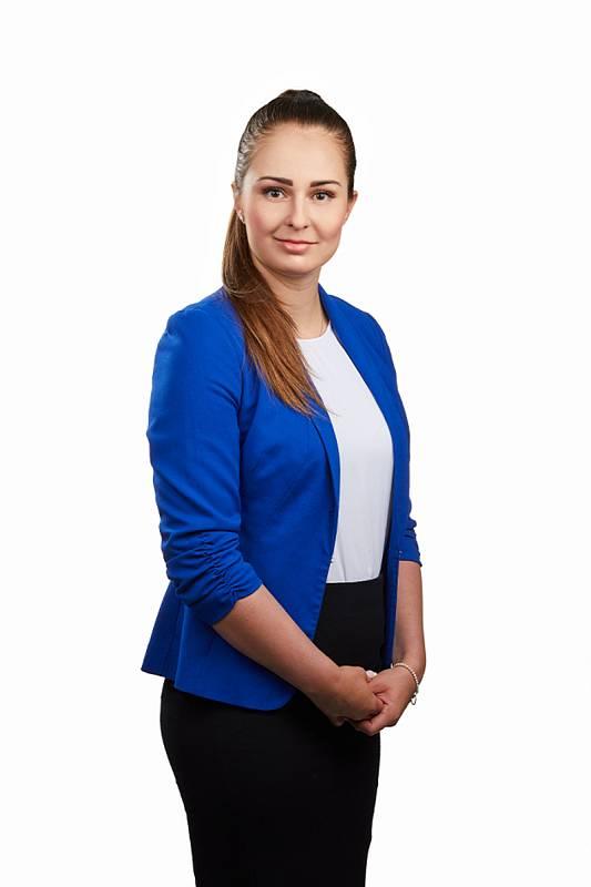 Hyťhová Tereza, TSS, poslankyně Parlamentu ČR, učitelka