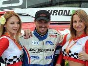 ME tahačů ve Smolensku - nedělní závody - David Vršecký z Buggyry.