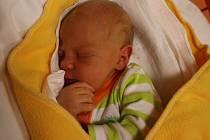 Matěj Melzer se narodil v ústecké porodnici 25. 2. 2017(7.10) Michaele Melzerové. Měřil 50 cm, vážil 3,38 kg.