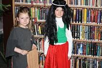 Noc s Andersenem v ústecké knihovně.