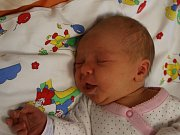Josefína Pelikánová se narodila v ústecké porodnici 16. 5. 2017 (19.52) Monice Kotrbové. Měřila 52 cm, vážila 3,53 kg.