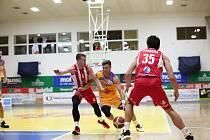 Sluneta Ústí nad Labem - Pardubice, Kooperativa Národní basketbalová liga 2020/2021.