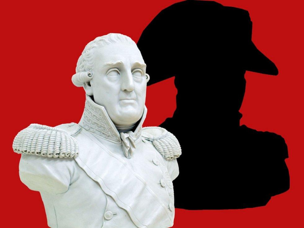 Na výstavě uvidíte Napoleonův slavný klobouk.