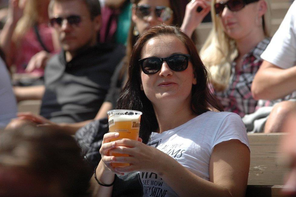 Pivovarské slavnosti v ústeckém Letním kině.