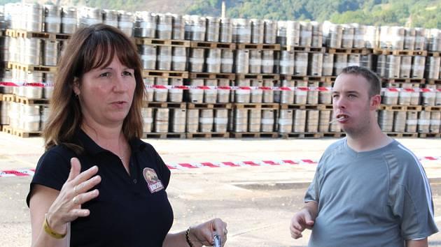 Více než šest tisíc lidí si v sobotu nenechalo ujít oslavy piva ve Velkém Březně.