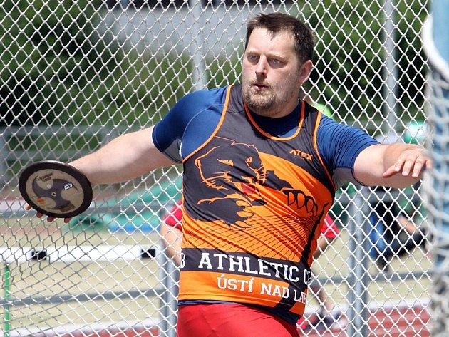 Ústečtí atleti přivezli z krajského přeboru 26 medailí
