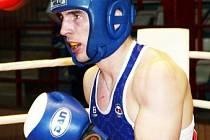Boxer Martin Svoboda se stal mistrem ČR v dresu SKP Sever Ústí.
