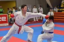 Czech Open 2019 v karate v Ústí nad Labem.