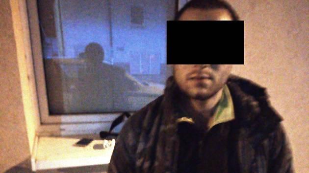 Muž, u kterého ústečtí strážníci našli ukradený telefon