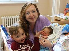 Emmička Krucká se narodila Marcele Krucké z Ústí nad Labem 15.května v 8.26 hod. v ústecké porodnici. Měřila 52 cm a vážila 3,87 kg