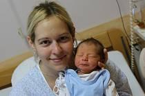 Aleš Jan Svoboda se narodil Zuzaně Kadetové z Ústí nad Labem 1. prosince ve 12.12 hod. Měřil 47 cm, vážil 2,55 kg