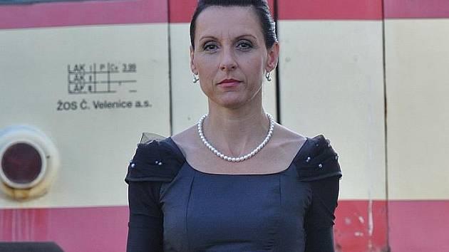 PROFESIONÁLKA. Yvona Svobodová Pěnkavová říká, že klub nabírá na oblibě a prestiži především u lidí s postavením.