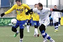 První vystoupení v letošním ročníku Tipsport ligy ústeckým fotbalistům nevyšlo. S Teplicemi prohráli vysoko 0:8.