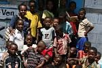 Škola v Africe.