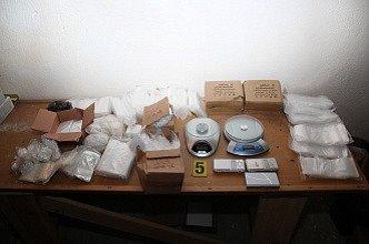 Policisté z TOXI týmu rozprášili drogový gang z Ústí.