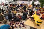 Na drážďanském výstavišti se o víkendu sešly tisíce lidí na tradičním veletrhu hraček.