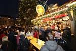 Vánoční trhy v Drážďanech